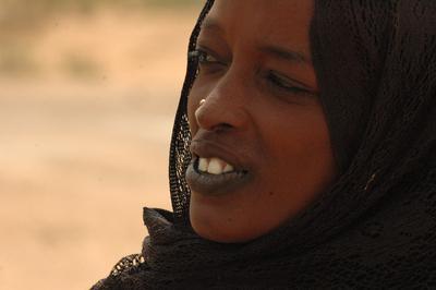 Vents de sable, femmes de roc - © Yunus Acar