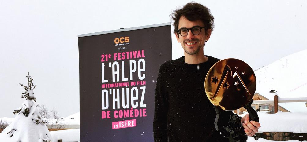 """Two is a Family"" wins the first UniFrance Comedy Award at the Alpe d'Huez Film Festival"