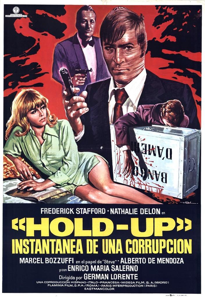 Mario Capriotti - Poster - Spain