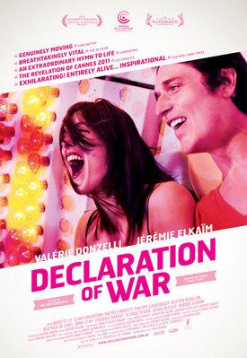 Declaration of War - Poster - Australia