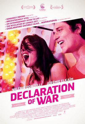 La Guerre est déclarée - Poster - Australia