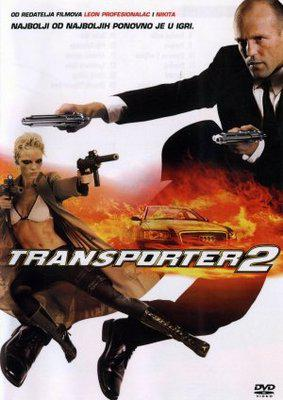 The Transporter 2 - Poster DVD Croatie