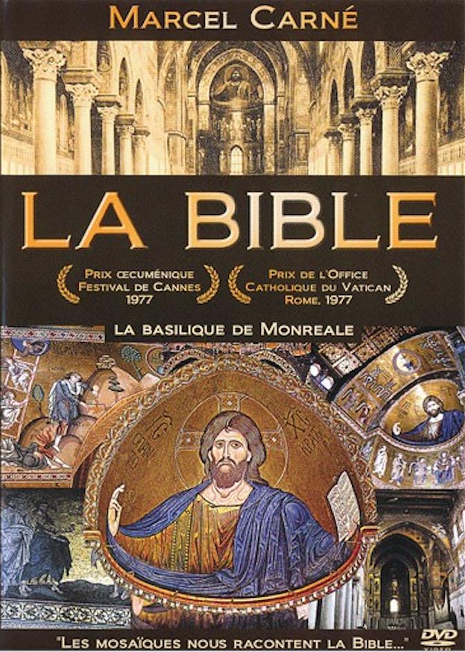 La Bible - Jaquette DVD