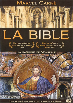 The Bible - Jaquette DVD