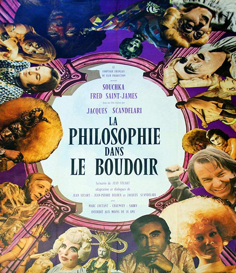 The Philosophy in the Bedroom
