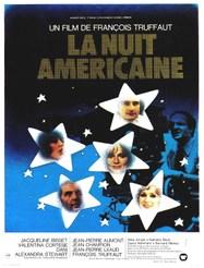 La Nuit américaine - Poster France