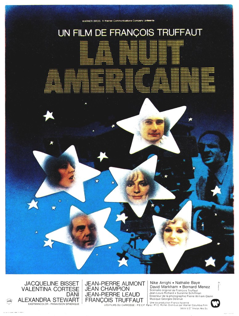 La Nuit Américaine   Poster France