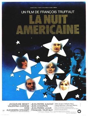 La Noche americana - Poster France