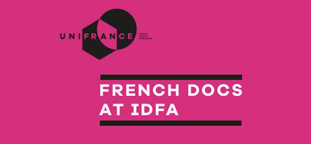 UniFrance y el documental francés en el 33° IDFA