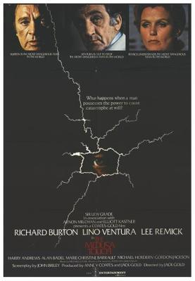 The Medusa Touch - Poster - USA