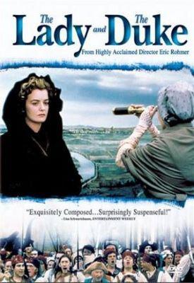 La Inglesa y el duque - Poster États-Unis
