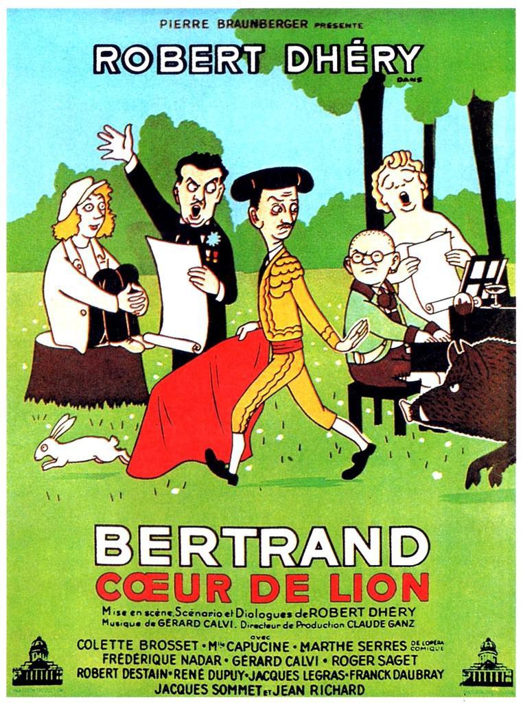 Bertrand cœur de lion