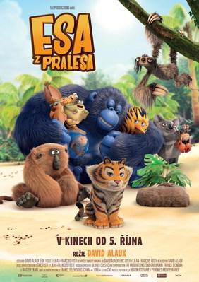 The Jungle Bunch: The Movie - Poster - Czech Republic