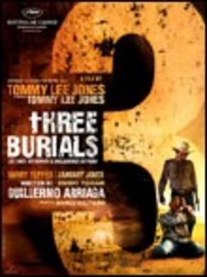 Trois enterrements