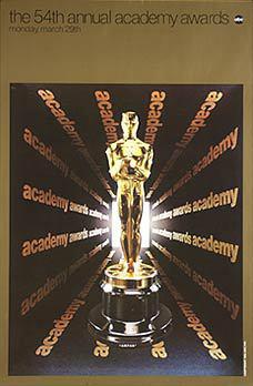 Oscars du Cinéma - 1982