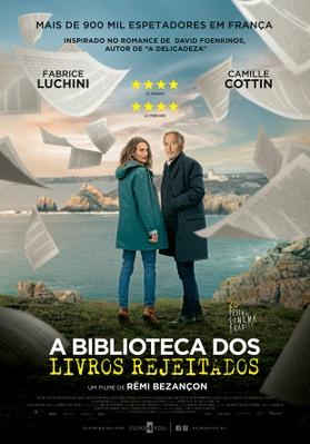 Le Mystère Henri Pick - Poster - Portugal
