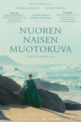 Retrato de una mujer en llamas - Finland