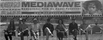 Mediawave - Rencontre internationale de cinéma et musique de Fort Monostor - Komárom - 2012