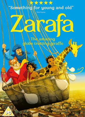 Zarafa - Poster - UK