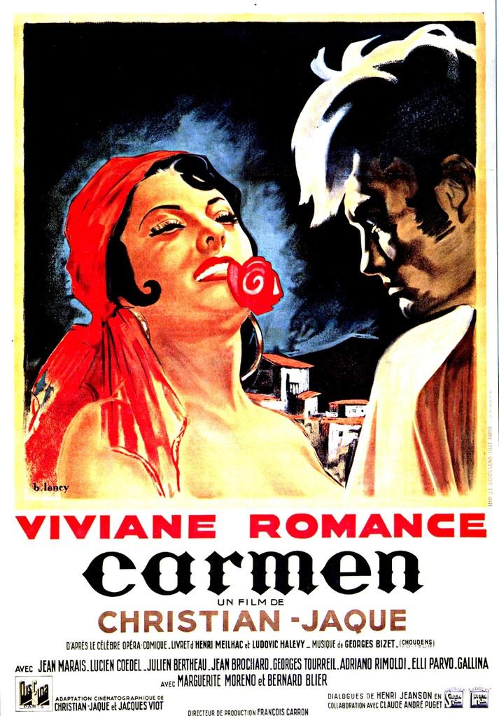 The Story of Carmen