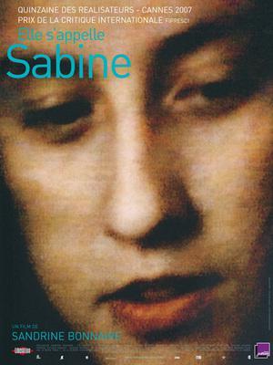 Elle s'appelle Sabine - Poster - France
