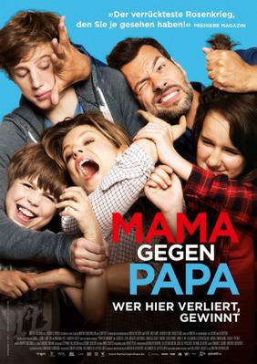 Papá o mamá - Poster - Germany