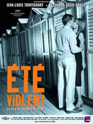Eté violent - Poster ressortie France
