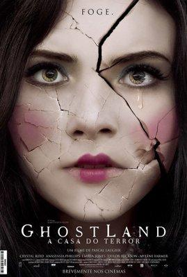 Incident in a Ghostland - Poster - Portugal