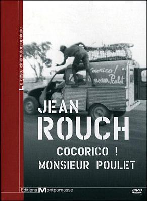 Cocorico Monsieur Poulet - Jaquette DVD France