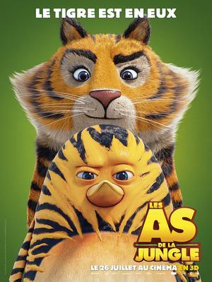 Les As de la jungle - le film