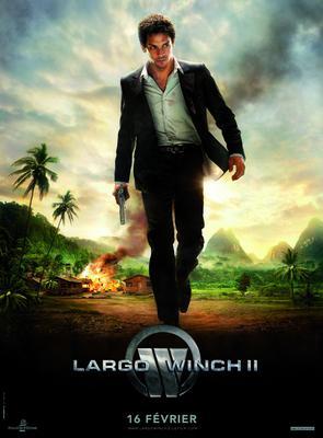 Largo Winch II - Affiche préventive - France
