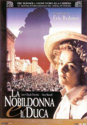 La Inglesa y el duque - Poster Italie