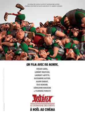 Asterix - The Mansion of the Gods