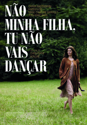 Non ma fille tu n'iras pas danser - Affiche Portugal