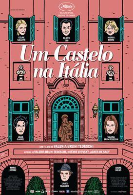 A Castle in Italy - Poster - Brazil