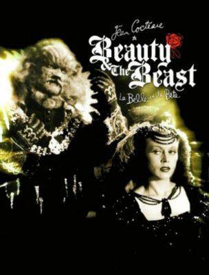 La Belle et la Bête (J. Cocteau) - Affiche US