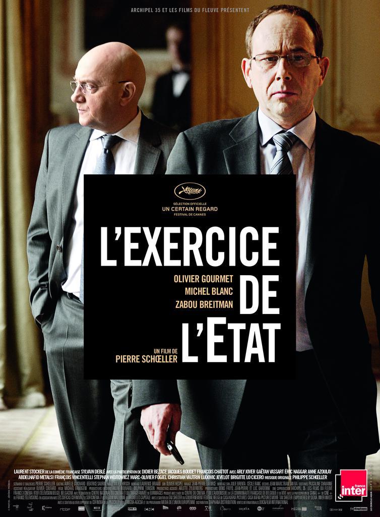Pierre Schoeller - Poster - France