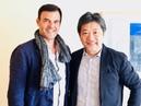 François Ozon et Hirokazu Kore-eda