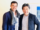 François Ozon y Hirokazu Kore-eda