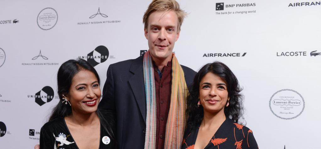 Cortometrajes franceses premiados en el extranjero - Septiembre del 2018 - © George Pimentel/UniFrance