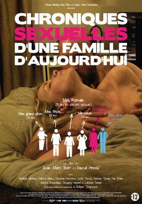 Chroniques sexuelles d'une famille d'aujourd'hui - Poster - France 4/6