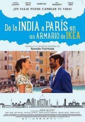 L'Extraordinaire Voyage du fakir - Poster - Spain