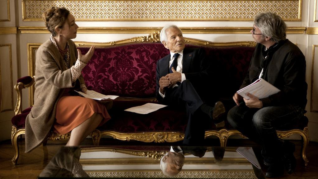 Jean D'Ormesson - © Tibo & Anouchka