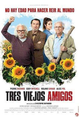 Les Vieux Fourneaux - Poster - Colombia