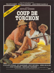 coup de torchon 1981 unifrance films. Black Bedroom Furniture Sets. Home Design Ideas
