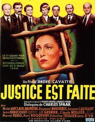 Justicia cumplida
