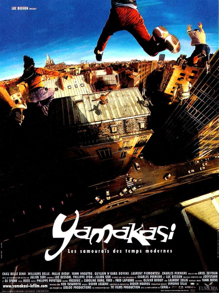 Yamakasi the Samurais of  Modern Times