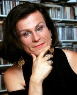 Hélène Hazera - © Radio France / Bruno Sabastia