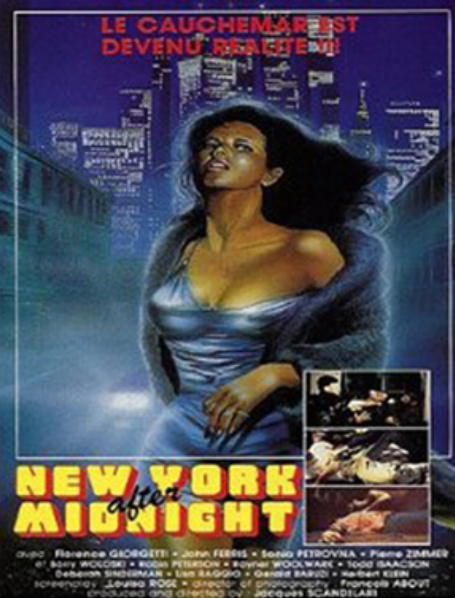 New York After Midnight (Flashing Lights/Monique)