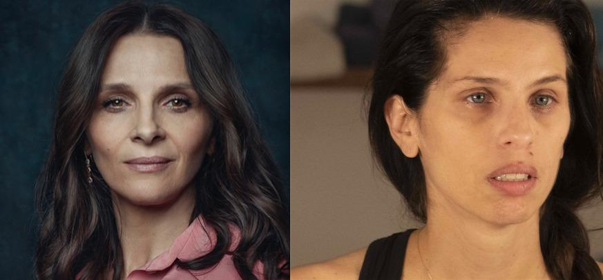 Juliette Binoche and Maïwenn honored at the Zurich Film Festival